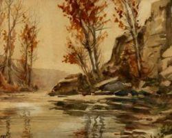 Paisaje-fluvial